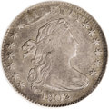 Early Dimes, 1802 10C XF Details, Scratched, NCS. ...