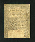 Colonial Notes:Connecticut, Connecticut May 10, 1770 5s Very Fine. This is a very scarce and some would say rare issue from which only two of the five p...