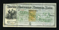 National Bank Notes:Colorado, Central City, CO - Rocky Mountain NB Ch. # 1652 $300 Certificate ofDeposit 1872. ...