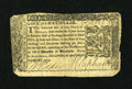Colonial Notes:Maryland, Maryland April 10, 1774 $1/3 Fine....