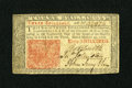 Colonial Notes:New Jersey, New Jersey March 25, 1776 3s Very Fine....