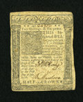 Colonial Notes:Delaware, Delaware January 1, 1776 2s/6d About New....