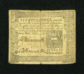 Colonial Notes:Pennsylvania, Pennsylvania March 20, 1773 6s Very Fine-Extremely Fine....