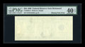 Error Notes:Missing Face Printing (100%), Fr. 2083-E $20 1996 Federal Reserve Note. PMG Extremely Fine 40 EPQ....
