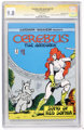 Cerebus The Aardvark #3 Signature Series - Dave Sim File Copy (Aardvark-Vanaheim, 1978) CGC NM/MT 9.8 White pages