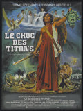 """Movie Posters:Fantasy, Clash of the Titans (MGM, 1981). Belgian (15"""" X 20.5""""). Fantasy...."""