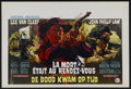 "Movie Posters:Western, Death Rides a Horse (United Artists, 1968). Belgian (14.25"" X21.25""). Western...."