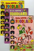 Silver Age (1956-1969):Humor, Little Lotta Foodland #18-29 File Copies Group (Harvey, 1969-72) Condition: Average NM-.... (Total: 12 Comic Books)