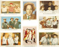 Memorabilia:Trading Cards, Three Stooges Trading Cards (Fleer, 1959)....