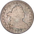 Early Dimes, 1796 10C Good 6 PCGS. CAC....
