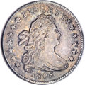 Early Dimes, 1805 10C 4 Berries MS63 NGC....