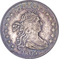 Early Dimes, 1803 10C XF40 PCGS. CAC....
