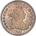 Early Dimes, 1797 10C 13 Stars MS65 NGC....