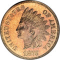 Proof Indian Cents, 1875 1C PR66 Red PCGS....