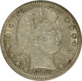 Barber Quarters, 1913 25C XF45 NGC. NGC Census: (3/76). PCGS Population (10/137).Mintage: 484,613. Numismedia Wsl. Price for NGC/PCGS coin ...