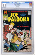 Silver Age (1956-1969):Adventure, Joe Palooka Comics #101 (Harvey, 1957) CGC NM 9.4 Off-white to white pages....