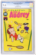 Bronze Age (1970-1979):Cartoon Character, Playful Little Audrey #91 File Copy (Harvey, 1970) CGC NM+ 9.6White pages....