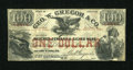 Obsoletes By State:Louisiana, New Orleans, LA- Geo. W. Gregor & Co. $1 (100 Cents) Ad Note circa 1860s. ...