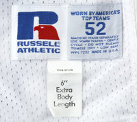 025f58428 ... low price late career football collectiblesuniforms late 1980s randy  white game worn jersey. late career