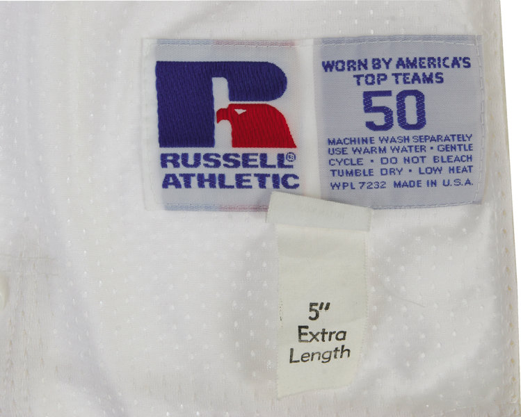 982562e25 ... cheap mid 1980s randy white game worn jersey. the 1994 canton lot 43195  heritage auctions