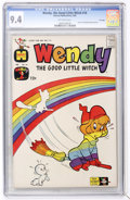 Silver Age (1956-1969):Cartoon Character, Wendy, the Good Little Witch #16 File Copy (Harvey, 1963) CGC NM 9.4 Off-white pages....