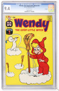 Silver Age (1956-1969):Cartoon Character, Wendy, the Good Little Witch #19 File Copy (Harvey, 1963) CGC NM 9.4 Off-white pages....