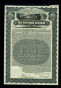 Miscellaneous:Other, New York Central Railroad Company $1000 Gold Bond.. ...
