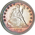 Proof Seated Quarters, 1875 25C PR66 Cameo NGC....