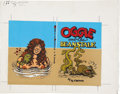 Original Comic Art:Covers, Robert Crumb Oggie and the Beanstalk Unused Cover OriginalArt (1973)....