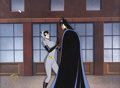 "Animation Art:Production Cel, Batman: The Animated Series ""Catwalk""Production Cel (WarnerBros., 1995)...."