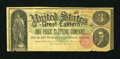 Obsoletes By State:Minnesota, Duluth, MN- Great Eastern One Price Clothing Company/M.S. Burrows& Co. Ad Note Jan. 15, 1888. ...
