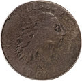 Large Cents, 1793 1C Chain, AMERI., S-1, B-1, R.4 Good 4 PCGS....