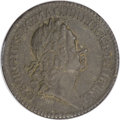 Colonials, 1722 2PENCE Rosa Americana Twopence AU50 PCGS. CAC....