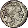 Proof Buffalo Nickels, 1936 5C Type Two--Brilliant Finish PR66 ANACS....