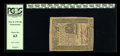 Colonial Notes:Pennsylvania, Pennsylvania December 8, 1775 30s PCGS Choice New 63....
