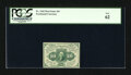 Fractional Currency:First Issue, Fr. 1242 10c First Issue PCGS New 62....