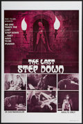"Movie Posters:Sexploitation, The Last Step Down (RAC, 1970). One Sheet (28"" X 42"").Sexploitation...."