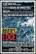 "Movie Posters:Crime, River's Edge (Island, 1986). One Sheet (27"" X 41""). Crime...."