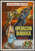 "Movie Posters:Adventure, Passport to Hell (SC Entertainment, 1965). Spanish One Sheet (29"" X43""). Adventure...."