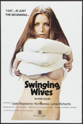 "Movie Posters:Sexploitation, Swinging Wives (International Producers Corp, 1973). One Sheet (28"" X 42""). Sexploitation...."