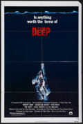 """Movie Posters:Adventure, The Deep (Columbia, 1977). One Sheet (27"""" X 41"""") Style B.Adventure...."""