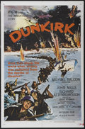 "Movie Posters:War, Dunkirk (MGM, 1958). One Sheet (27"" X 41""). War...."