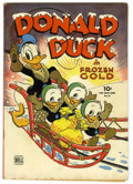Golden Age (1938-1955):Cartoon Character, Four Color #62 Donald Duck (Dell, 1945) Condition: VG+....