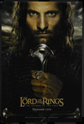 "Movie Posters:Fantasy, The Lord of the Rings: The Return of the King (New Line, 2003). One Sheet (27"" X 41"") Advance. Fantasy Adventure. Starring E..."