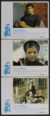 "Me, Natalie (National General, 1969). Lobby Cards (3) (11"" X 14""). Drama.... (Total: 3 Items)"