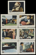 "Movie Posters:Drama, Splendor in the Grass (Warner Brothers, 1961). Lobby Cards (7) (11"" X 14""). Drama.... (Total: 7 Items)"