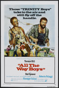"""Movie Posters:Action, All the Way Boys (Avco Embassy, 1973). One Sheet (27"""" X 41""""). Action...."""