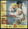 """Movie Posters:Film Noir, The Night of the Hunter (United Artists, 1955). Six Sheet (81"""" X81""""). Film Noir...."""