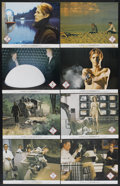 """Movie Posters:Science Fiction, The Man Who Fell to Earth (Lion International, 1976). Lobby CardSet of 8 (11"""" X 14""""). Science Fiction.... (Total: 8 Items)"""