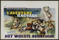 "Movie Posters:Adventure, The Trap (Rank, 1966). Belgian (14.25"" X 21.25""). Adventure...."